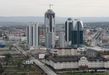 Митинг строителей комплекса Грозный-сити разогнала полиция?